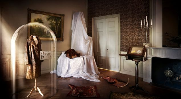 Maria's eeuwige Villa, inclusief BorrelBox