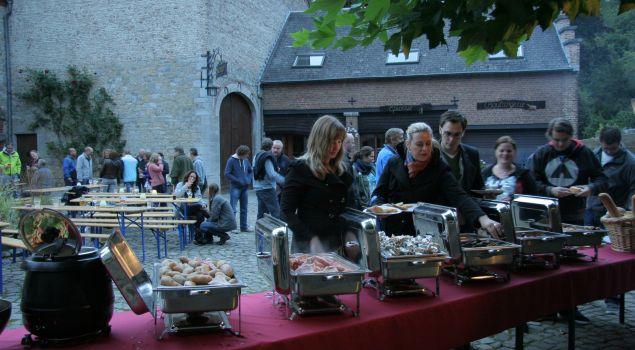 Bourgondisch bedrijfsuitje in de Ardennen