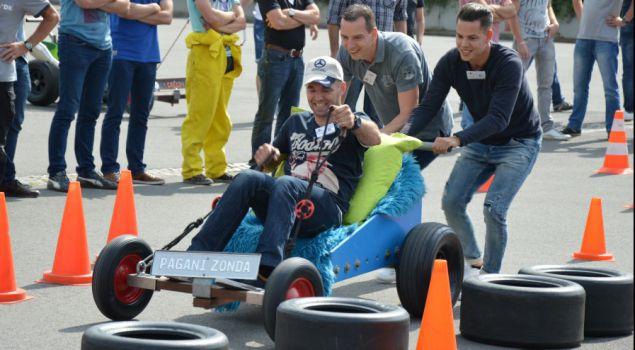 Bouw een Kart als Mario! 1,5 meter uitje