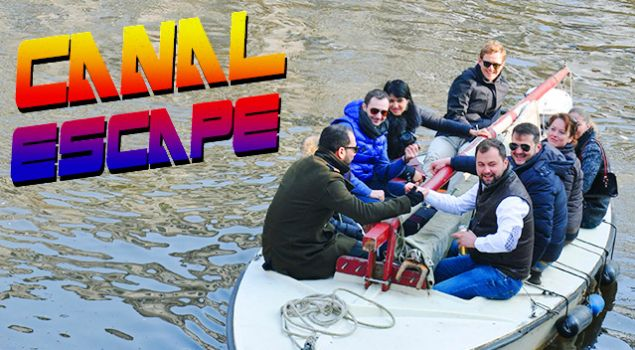 The Canal Escape Game