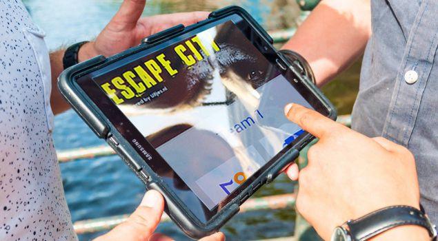 Escape City - Escape Game voor grote groepen