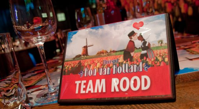 Hou van Holland - Dinerspel