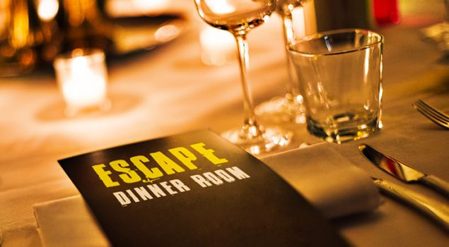 Escape Dinner Room
