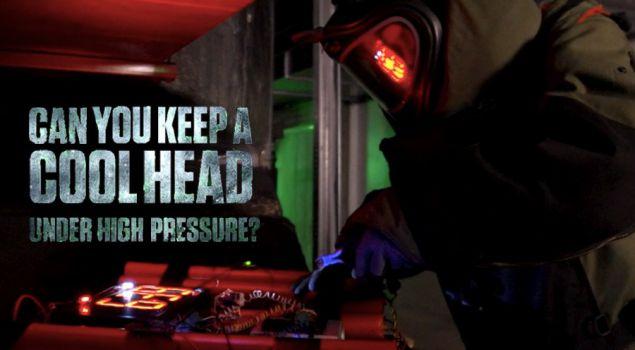 Under Pressure online escape game
