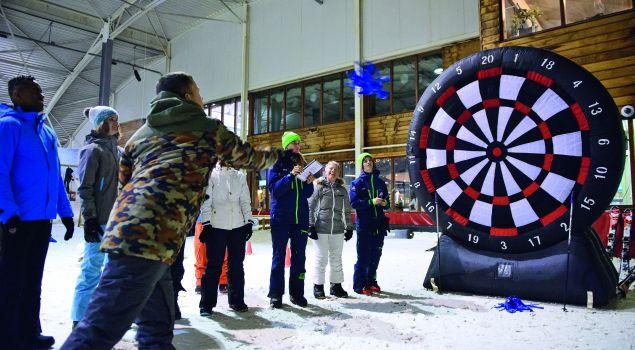 Snowgames & Avalanche Rescue Game