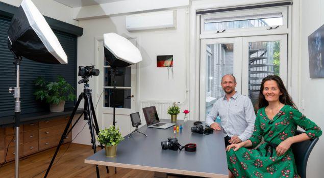 Live online fotografieworkshop met je collega's!