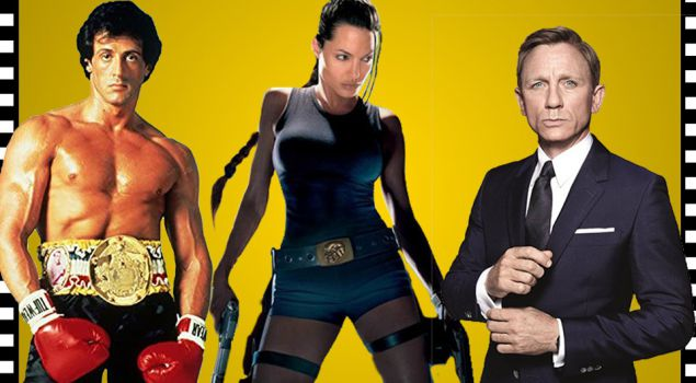 Online Teambuilding: Moviebusters