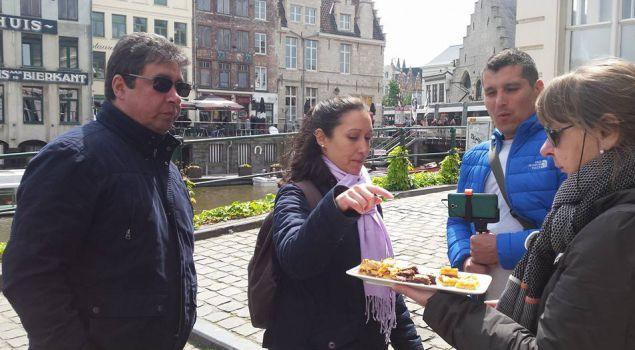Weekendprogramma Antwerpen, Brugge of Gent