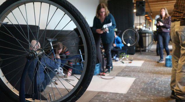 Bouw een fiets voor Afrika MVO