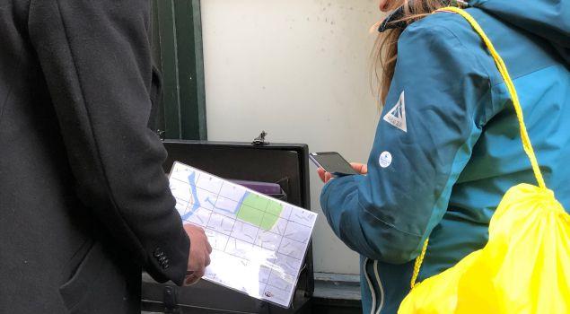 Mollenstreken opdrachten en breinbrekers in de stad