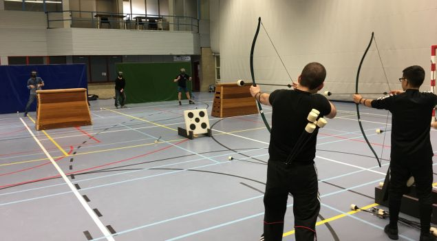 Stadsprogramma Fat Max E-step + Archerytag