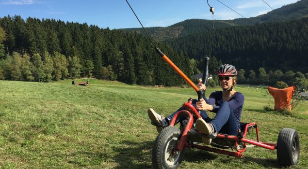 Actief verrassend zomers weekend in Winterberg