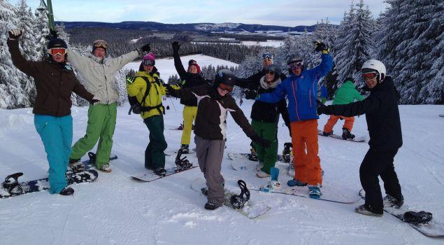 3-daags wintersportweekend in Winterberg Sauerland