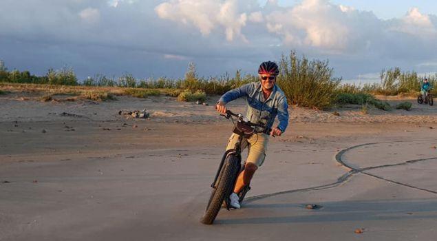 Kickbike Fat Max E-Step vanaf 2 personen
