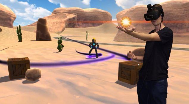Uniek teamuitje met Virtual Reality
