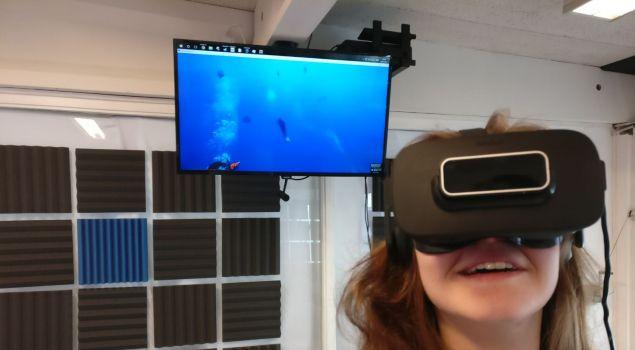 Virtual Reality komt naar jouw bedrijf