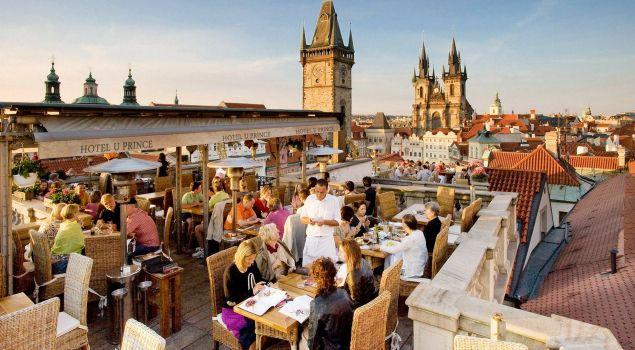 Bedrijfsuitje Praag - Uniek en onvergetelijk!