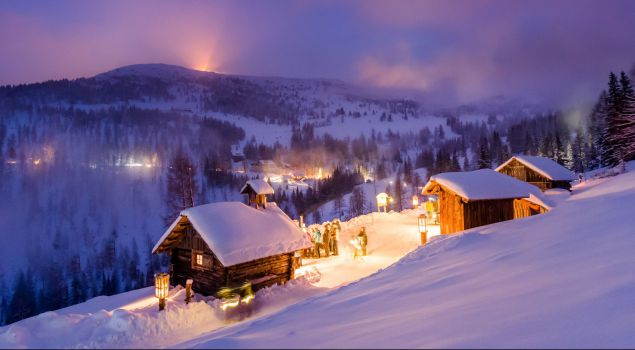 Wintersport Incentive