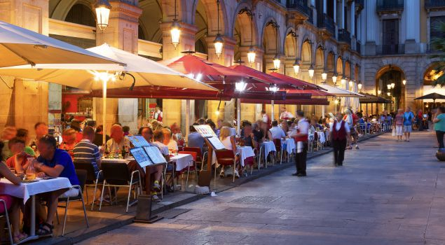 Weekendje Valencia, Barcelona of Sevilla. Hola!