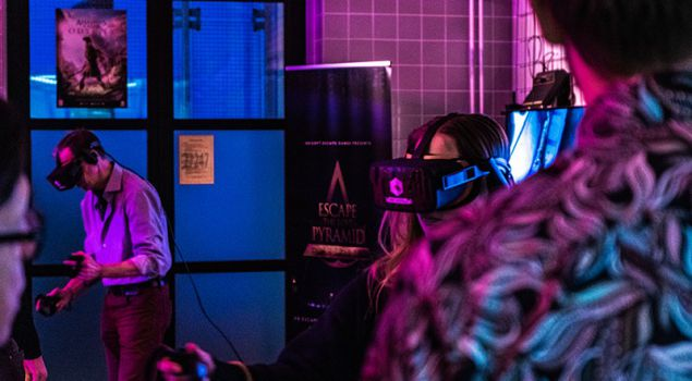 Wat is Virtual Reality?