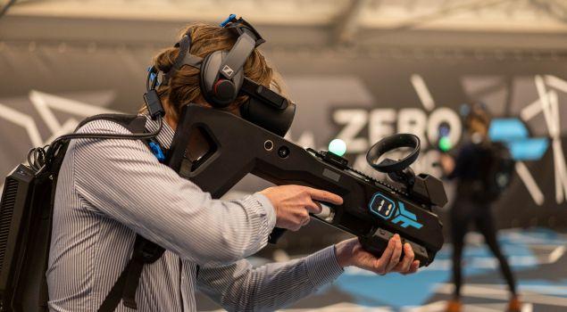 Beleef met jouw team deze sociale VR ervaring!