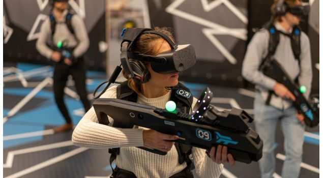 Beleef deze sociale VR ervaring plus bedrijfsborrel