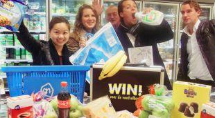 Win voor de Voedselbank! Alleen maar winnaars!