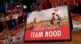 Hou van Holland - Dinerspel