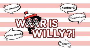 Waar is Willy?