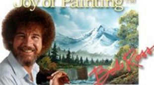 Schilderworkshop à la Bob Ross
