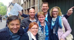 Dagprogramma Maastricht