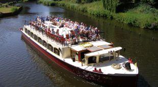 Borrelboot 's-Hertogenbosch en omgeving