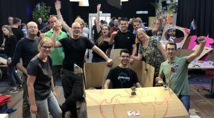 Cardboard Car Challenge - bouw je eigen auto