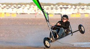 Strand event - Uitwaaien op 1,5 meter afstand