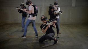 Origineel Virtual Reality teambuilding uitje