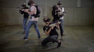 Origineel Virtual Reality teambuilding uitje